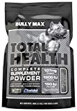 Bully Max Total Health 7-in-one Dog Supplement. Stops itching, Shedding, and hot Spots. Improves Health, Immunity & Digestion. for All Breeds & All Ages. Used by 393,392 Dog Owners.