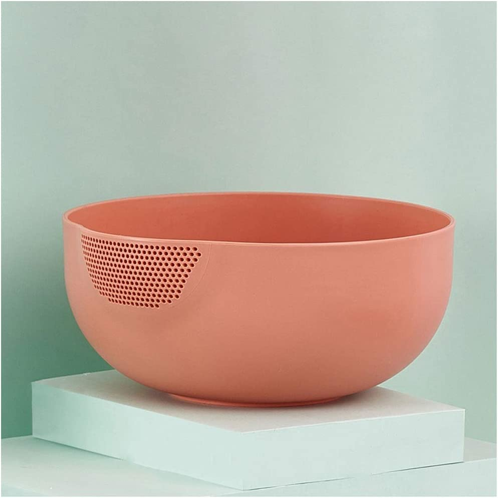 Colander New product! New type Tucson Mall Plastic Rice Washing Multifunctional Fru Household Bowl