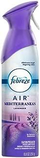 Febreze Air Refresher, Mediterranean Lavender 8.8 oz (Pack of 12)