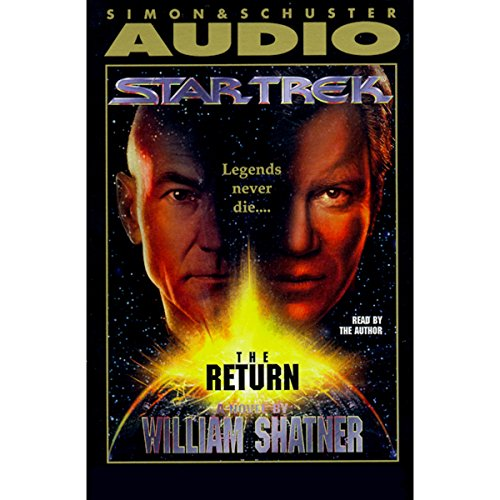 Star Trek: The Return (Adapted) audiobook cover art