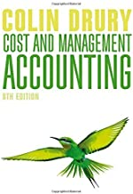 Cost and Management Accounting Paperback – April 11, 2015
