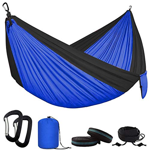 GJZ Indoor Furniture Camping Parachute Backpack Travel Survival Hunting Sleeping Portable Hanging Bed
