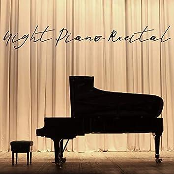 Night Piano Recital: 15 Classical Music Compositions