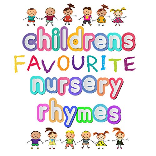 Children's Favourite Nursery Rhymes cover art