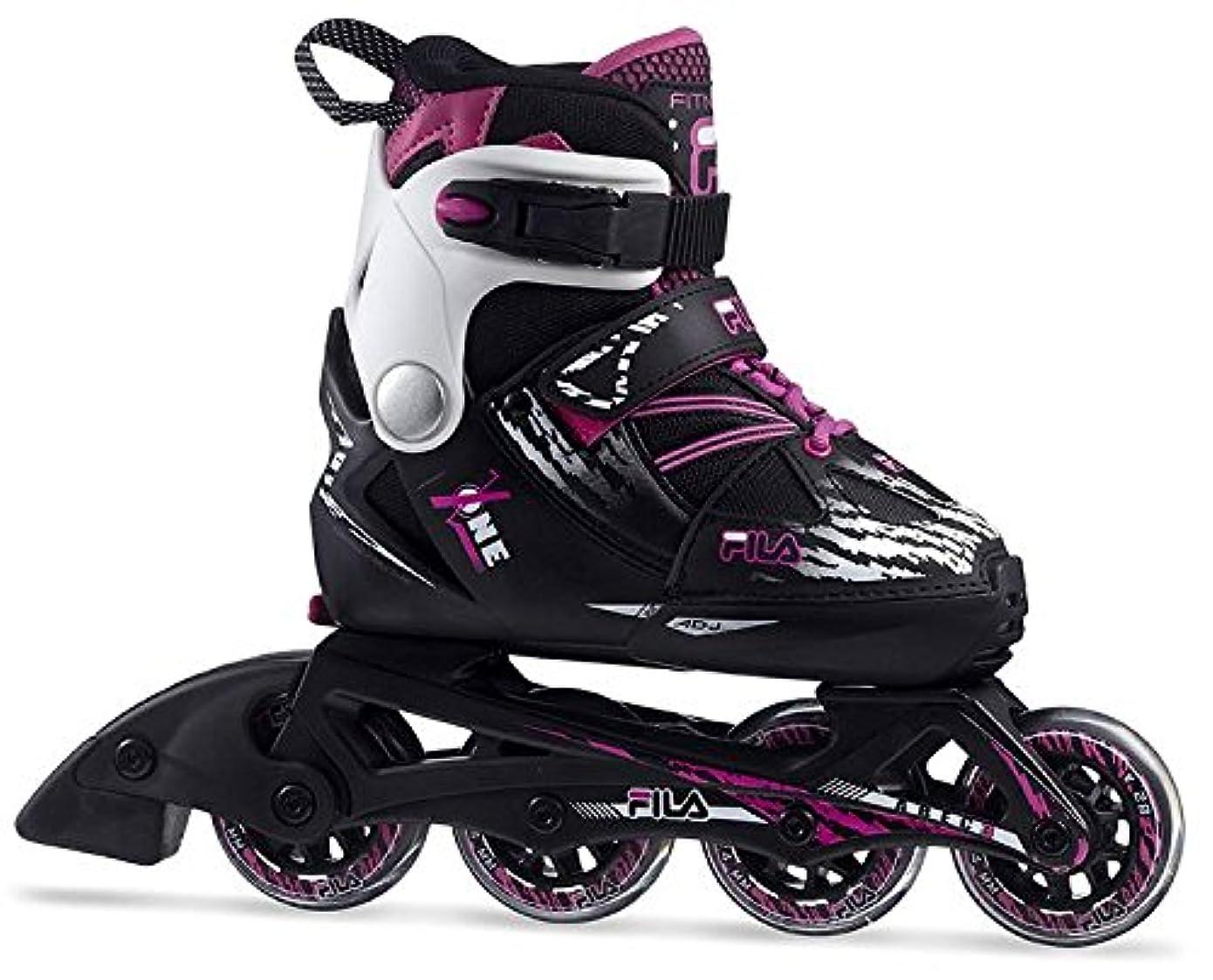バン治安判事たくさん[フィラ スケート] FILA SKATES X-ONE インラインスケート サイズ調整可 国内正規代理店品
