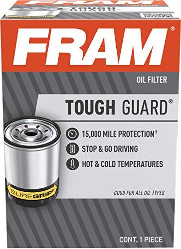 FRAM Tough Guard TG3786-1, 15K Mile Change Interval Oil Filter