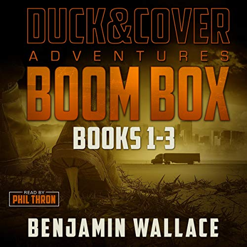Boom Box  cover art