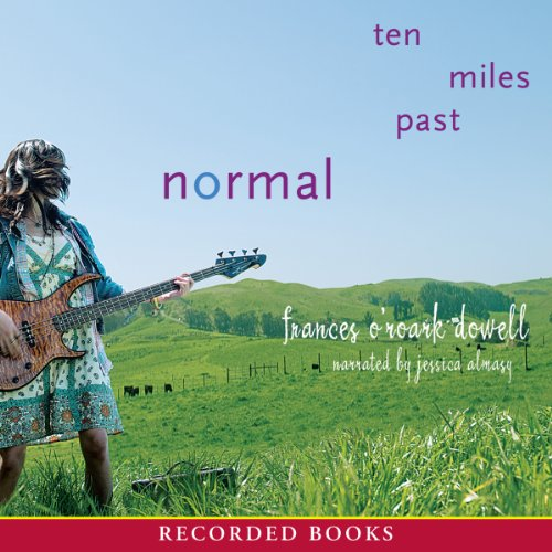 Ten Miles Past Normal audiobook cover art