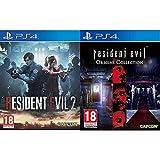CapcomResident Evil 2 Remake Ps4- Playstation 4 & Resident Evil Origins Collection - Playstation 4