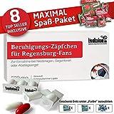 Alles für Regensburg-Fans by Ligakakao.de vereins-Fahne ist jetzt das MAXIMAL SPAß Paket