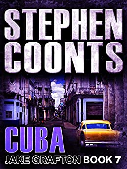 Cuba (Jake Grafton Book 7) by [Stephen Coonts]