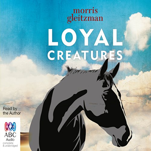 Loyal Creatures audiobook cover art