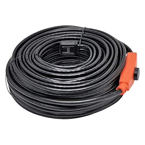 Protección contra heladas, cable calefactor, cinta calefact