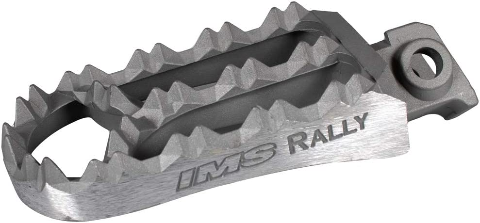IMS 332211-R Raw Footpegs online shopping Genuine Rally
