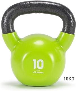 Kettlebells HAHA Solid Cast Iron Kettlebell, (2kg 4kg 6kg 8kg 10kg 12kg 14kg 15kg 16kg 18kg 20kg 24kg 28kg) Cross Training...