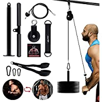 CFBF Professional Muscle Strength Pulley System Gym