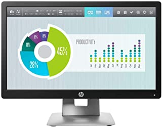 HP EliteDisplay E202 20-inch Monitor (Renewed)