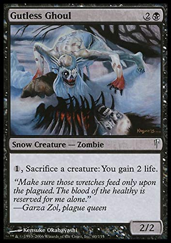 Magic: the Gathering - Gutless Ghoul - Coldsnap