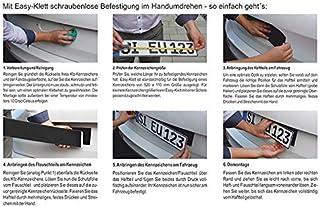 Suchergebnis Auf Für Nummernschilder Utsch Nummernschilder Autozubehör Auto Motorrad