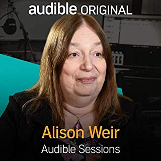 Alison Weir cover art