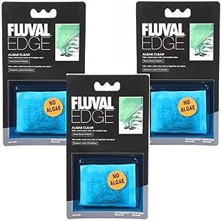 Fluval Edge Algae Cleaner, 0.09 Ounce (3 Pack)