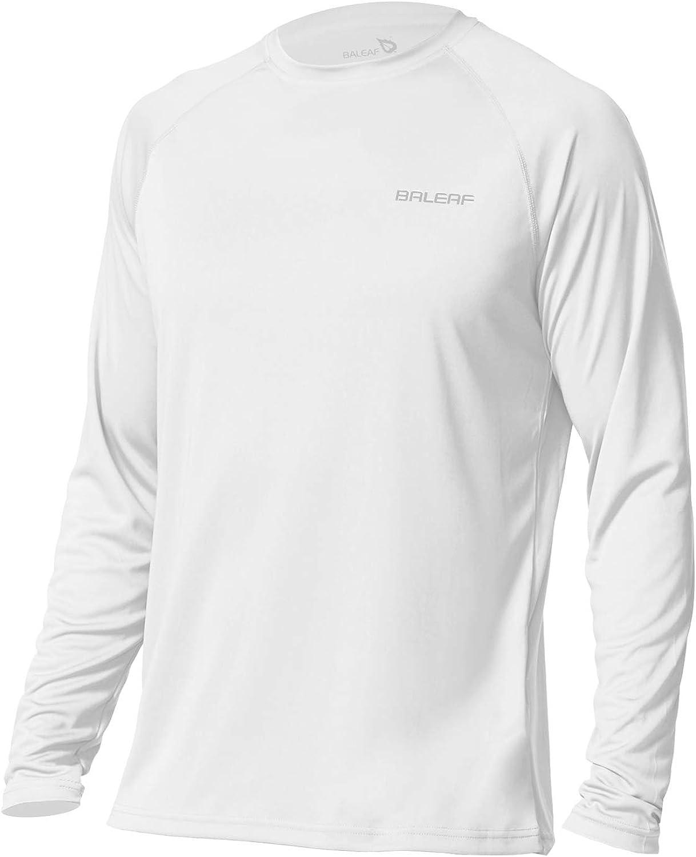 Quick Dry Outdoor Hiking Running UV Shirt Mens Sun Protection Long Sleeve Shirt UPF 50