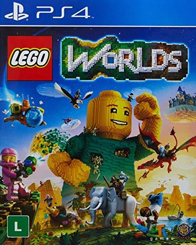 Lego Worlds - PlayStation 4