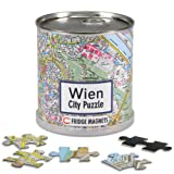 City Puzzle Magnets Wien