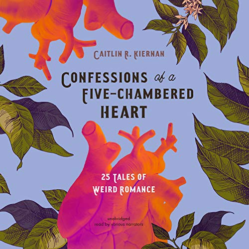 Confessions of a Five-Chambered Heart cover art