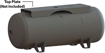 Manchester Tank Horizontal Air Receiver 30 Gallon 200 PSI w/ Legs Only