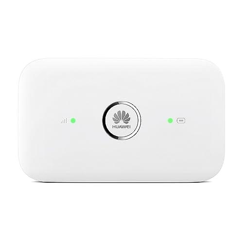 Huawei E5573Cs-509 Unlocked 150 Mbps 4G LTE & 43.2 Mpbs 3G Mobile WiFi (