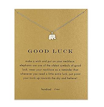 Best elephant necklace Reviews
