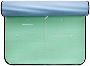 WZHYOGAMAT Anti-slip Rubber Yoga Mat Fitness Oefening Mat kan worden uitgebreid voor Camping/Pilates/Stretching/Sit-ups Mu...