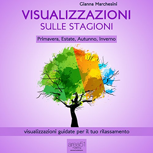 Visualizzazioni sulle stagioni [Visualization of the seasons]  audiobook cover art