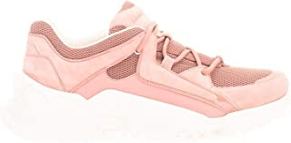 SALVATORE FERRAGAMO Luxury Fashion Womens 035616 Pink Sneakers |