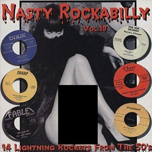 Nasty Rockabilly Vol 18 Vinyl LP product image