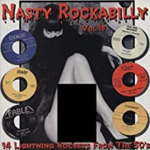 nasty rockabilly vinyl