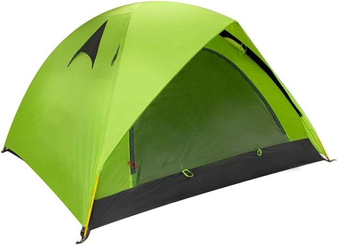 LYS Tente de Camping, Tente de Plage Double étanche et Pratique réunion de Famille Voyages pêche randonnée en Plein air