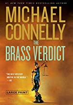 By Michael Connelly: The Brass Verdict: A Novel (Large Print)