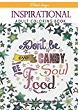Inspirational Adult Coloring Book (Stress Relieving Creative
