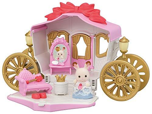 Sylvanian Families 5543 Prinzessinnenkutsche - Puppenhaus Spielset