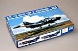 Trumpeter 1/48 F9F3 Panther US Navy Fighter Model Kit