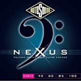 Rotosound NXB45 Nexus Coated Bass Guitar Strings (45 65 85 105) [並行輸入品]