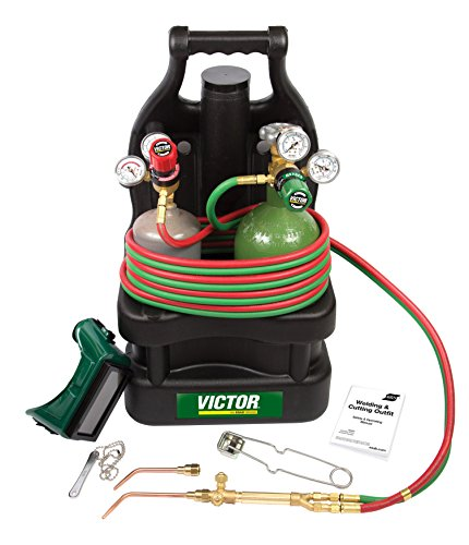 Victor Technologies 0384-0946 Victor G150-J-Pt Tote with Tanks