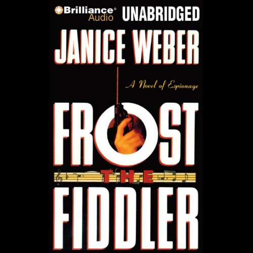 Frost the Fiddler audiobook cover art