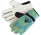 Adidas X Training S90157 - Guantes de portero para hombre, talla 8, color amarillo y azul
