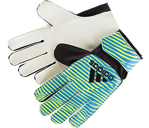 Adidas - Gants gardien de but X Training - Bleu solaire / noir, 9
