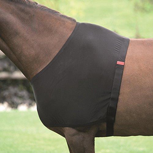 Shires Anti Rub Vest Black Medium
