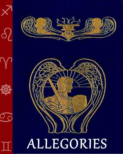 Allegories (The Fantasy Literature) (English Edition)