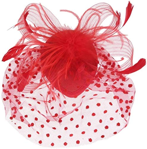 Crown Headwear Tocado de pelo con forma de jaula de pájaro, de...